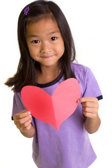 girl-with-paper-heart